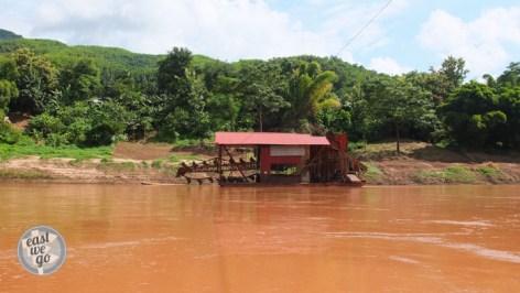 Boat Muang Khua to Muang Ngoi-1