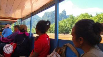 Boat Muang Khua to Muang Ngoi-11