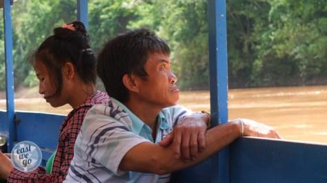 Boat Muang Khua to Muang Ngoi-4