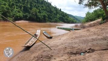 Boat Muang Khua to Muang Ngoi-7
