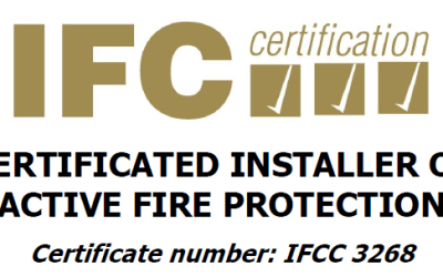 IFC Certification Achieved
