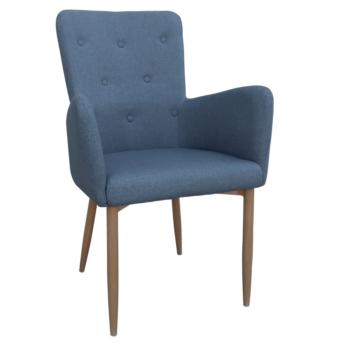 Barton Chair Barton Arm Chair Shadow Blue