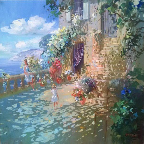 Laurent Parcelier - East West Fine Art