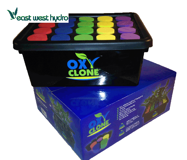 OxyClone 20 Site System  Hydroponic Cloning System