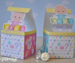 Do It Yourself Baby Shower Favors