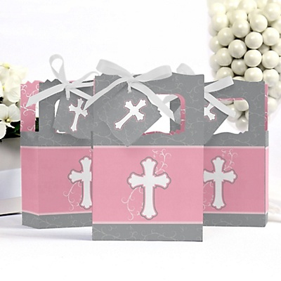 Religious Girl party favor box