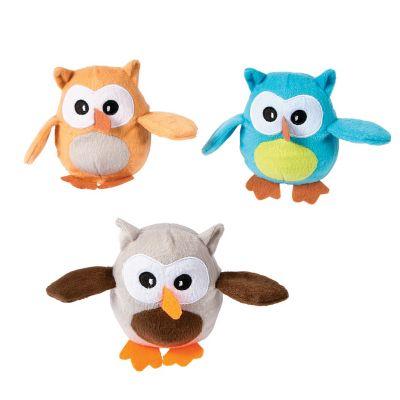 novelty owls stuffed animals