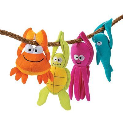 sea animals stuffed toys