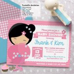 Cherry Blossom Baby Shower