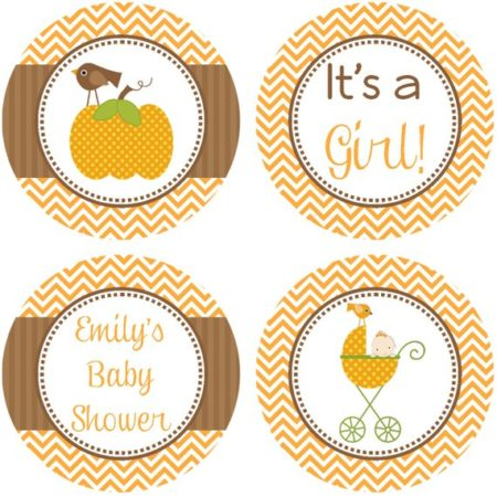 Pumpkin Baby Shower October Baby Shower Ideas