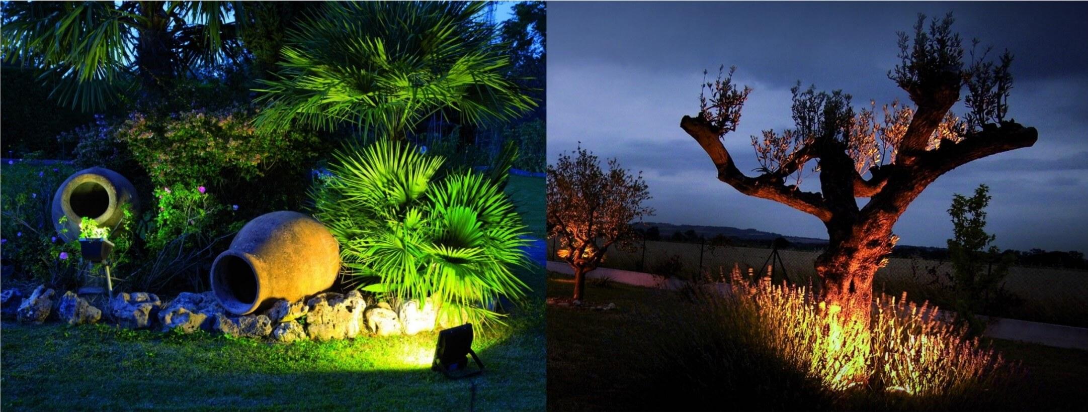 Eclairage Jardin Belgique | Gérez Vos Luminaires Grâce à L éclairage ...
