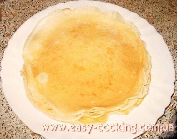 Тесто для блинов - лучший рецепт