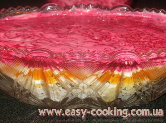 """Салат """"Шуба"""" - Рецепти салатів - Кулінарний блог Катрусина кухня"""
