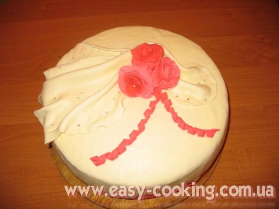 мастика для тортів