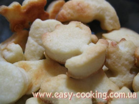 Дитяче сирне печиво