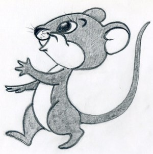 cartoon drawings easy cartoons mouse drawing draw sketches mice sketch characters character enjoy cool among popular very simple should learn