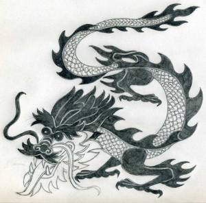 dragon drawings drawing easy sketches chinese dragons simple draw sketch pencil painting head impossible shading drache chinesischer drachen zeichnung einfache