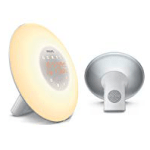 Philips Wake up light, LED Wecker, weiß