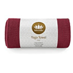 Yoga Towel Rot, Weihnachtsgeschenk
