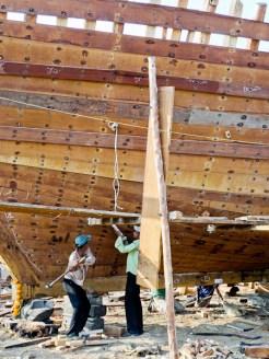 Laivat puuta