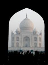 Taj Mahalin portti