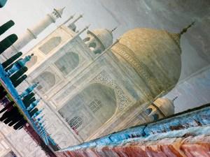 Taj Mahal - kehujen väärti