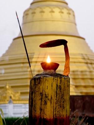 Burmalainen stupa