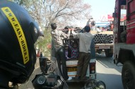 Hurjaa menoa Uttar Pradeshissa
