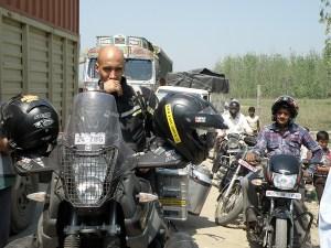 Intian liikenne veti mietteliääksi