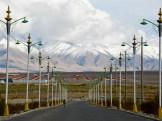Uudisasutusta Tashgurganin takamailla