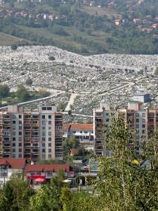 Graveyards of Sarajevo