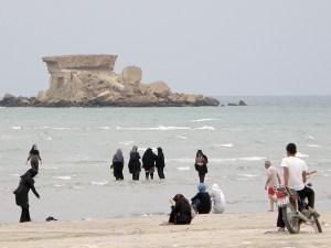 Iran uimaranta
