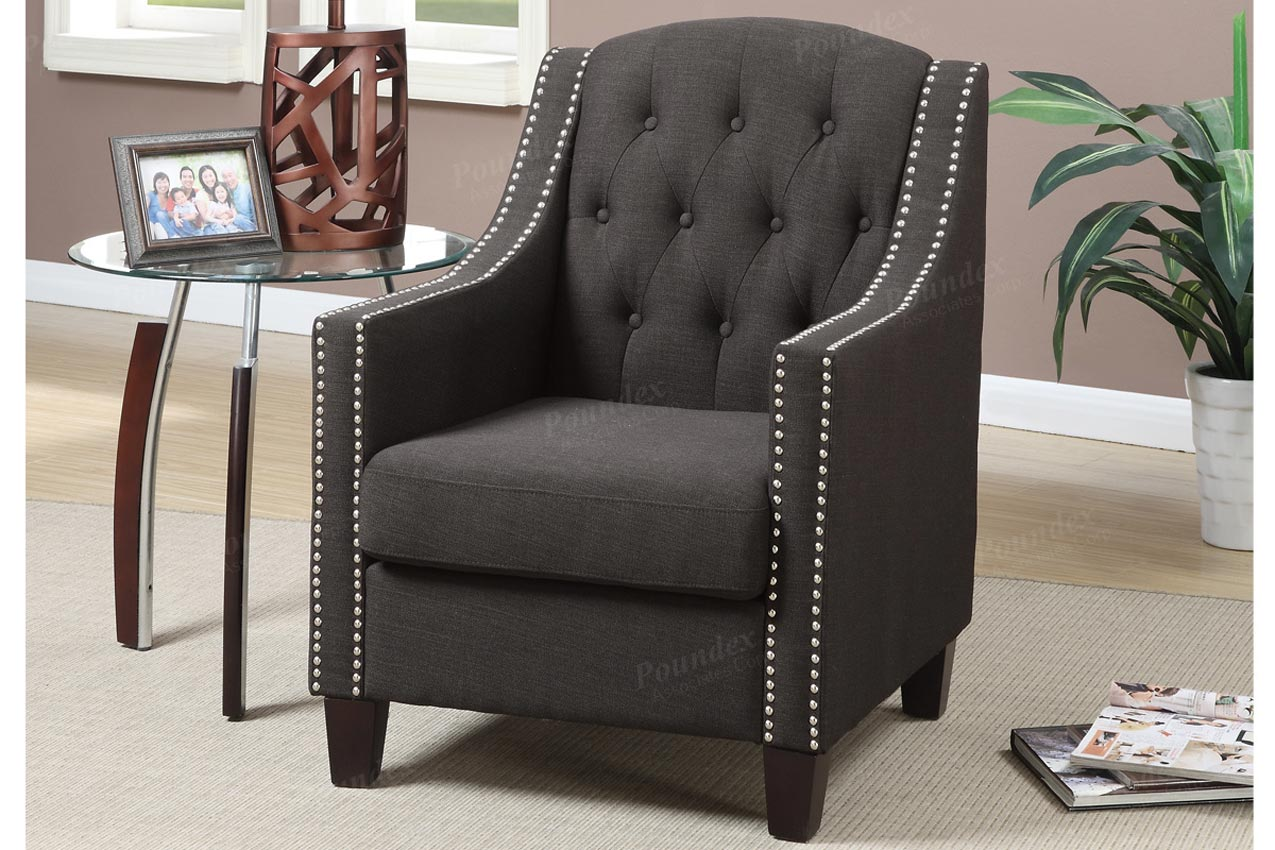 Black Accent Chairs Ash Black Accent Chair