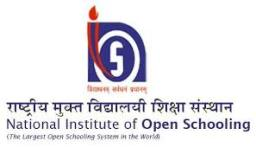 NIOS Admission Open