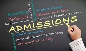 Admissions in Top Colleges of India