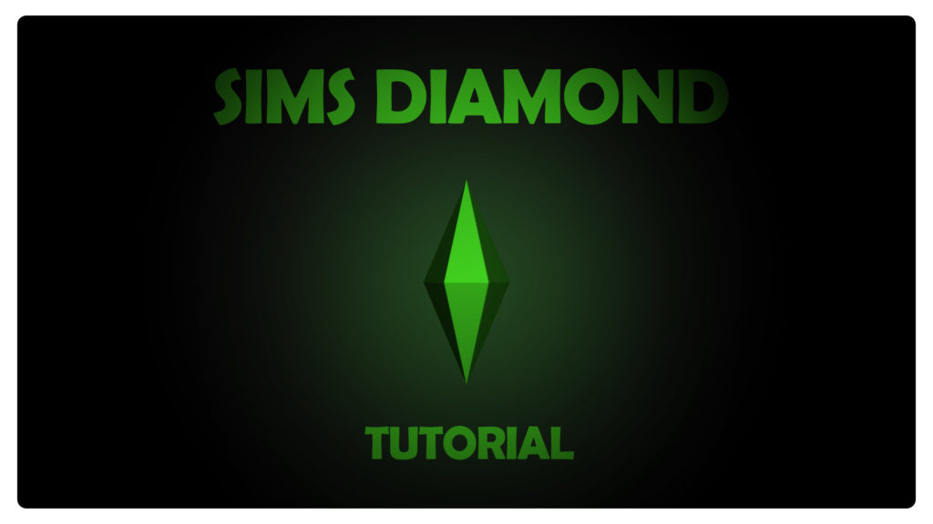 Sims Diamond In After Effects