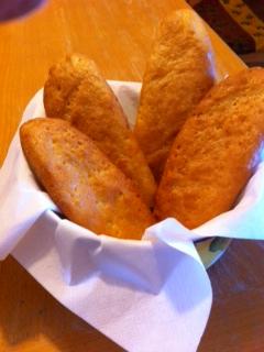 Gluten free baguettes
