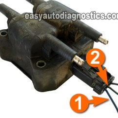 Chevy Ignition Coil Wiring Diagram 94 Integra Radio Part 1 How To Test The Pack Chrysler 2 0l 4l
