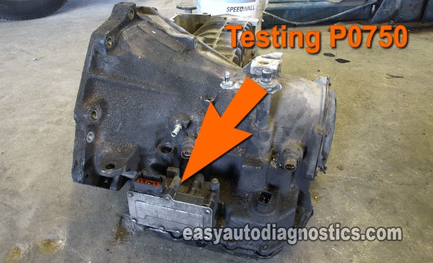 69 Ford F350 Wiring Diagram Parte 1 How To Test Diagnostic Trouble Code P0750 Low