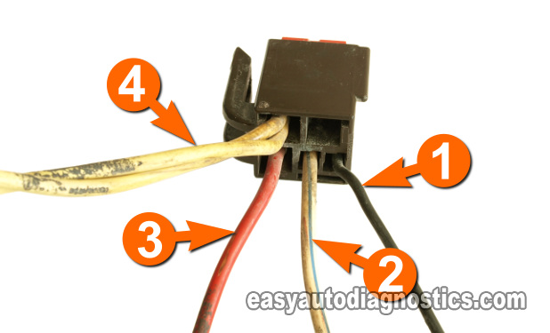 1999 Ford F53 Ignition Wiring Part 1 Testing The Ford Eec Power Relay Brown Relay