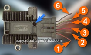 Part 2 How to Test the Ford Ignition Control Module