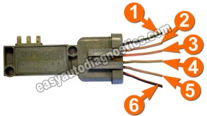 Part 1 How to Test the Ford Ignition Control Module (Distributor Mounted)