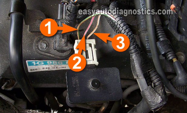 1988 Land Rover Wiring Diagrams Part 1 How To Test The Ford Egr Valve Egr Vacuum Solenoid