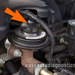 95 Mustang Gt Wiring Diagram Kenworth Pigtail Part 2 -how To Test The Ford Egr Valve Vacuum Solenoid, Dpfe Sensor