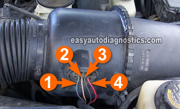 1998 Ford Econoline E150 Fuse Diagram Part 1 How To Test The Ford Maf Sensor 4 2l 4 6l 5 4l