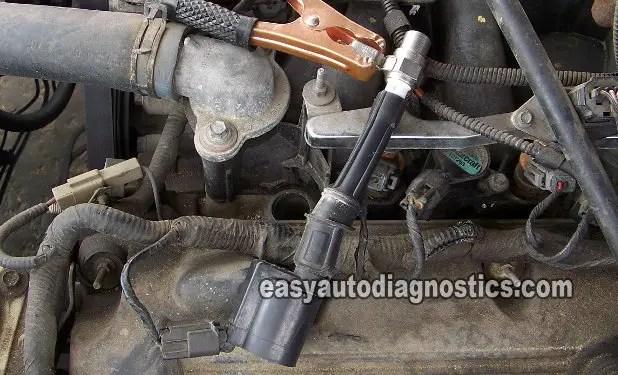 Spark Plug Wire Diagram Ford F150 V6