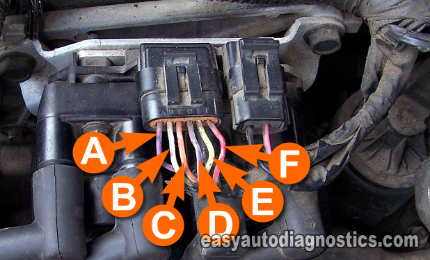 2001 saturn sc2 wiring diagram 1986 chevy c10 stereo part 3 -how to test the ignition module and crank sensor (gm 2.2l)