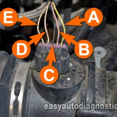 2006 Pontiac G6 Ignition Wiring Diagram Telephone Cable Part 1 -how To Test The Gm Maf Sensor (p0100, P0101, P0102, P0103)