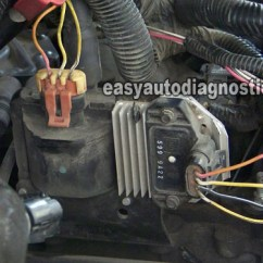 98 Chevy Tahoe Wiring Diagram Best Software Part 1 How To Test The Gm Ignition Control Module 1995 2005