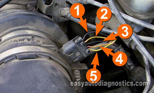 2002 nissan sentra wiring diagram ae86 radio part 1 -how to test the gm maf sensor 4.8l, 5.3l, 6.0l, 8.1l